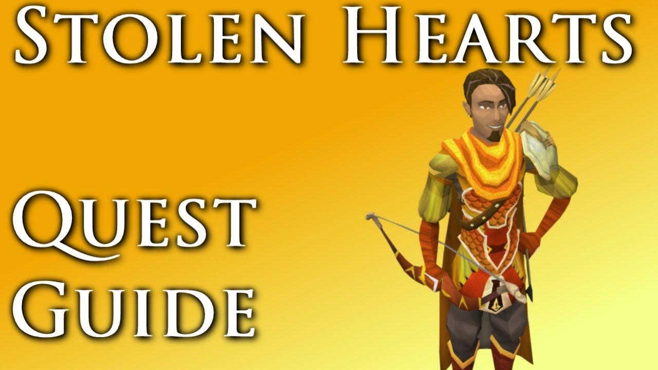 rs3 stolen hearts quest guide