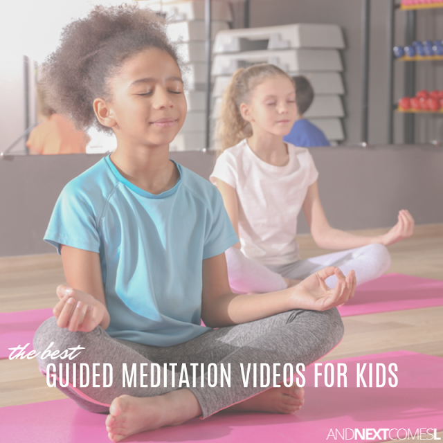 guided meditation for students youtube