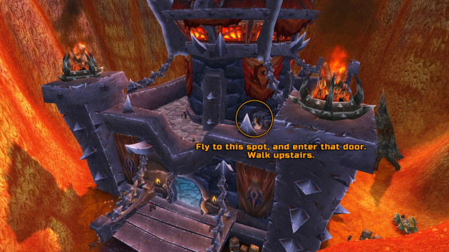 warlords of draenor quest line guide