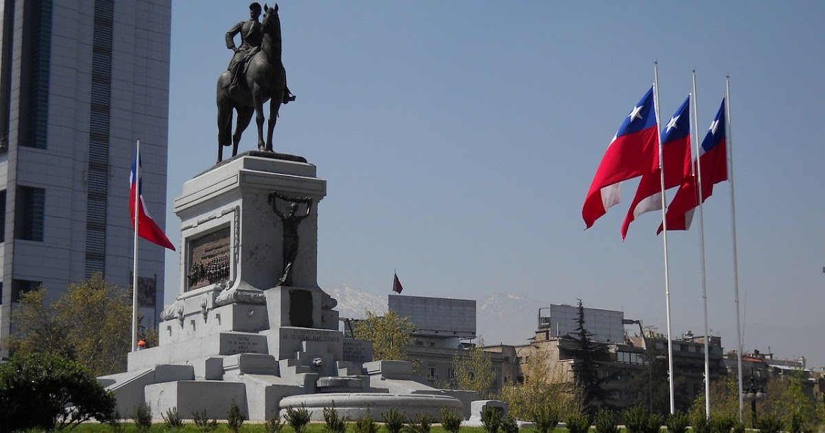 santiago de chile tourist guide