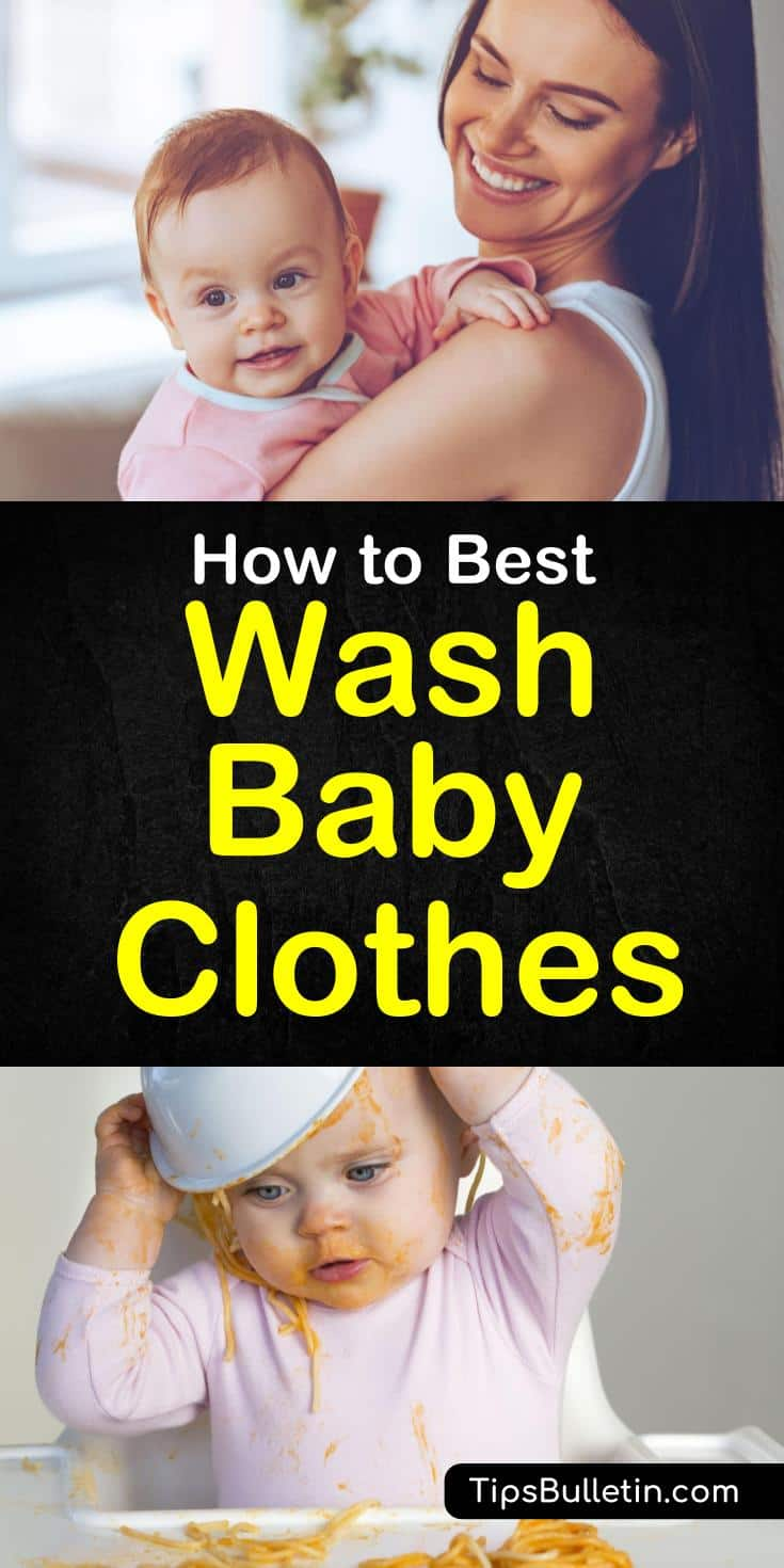 guide to when to wash clothes