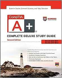 comptia a+ study guide book