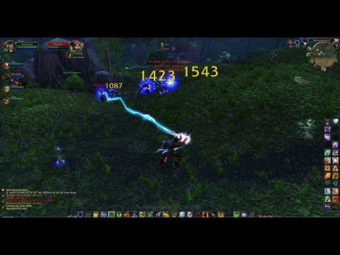 elemental shaman leveling guide wod