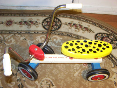 antique mattel ride on toys price guide