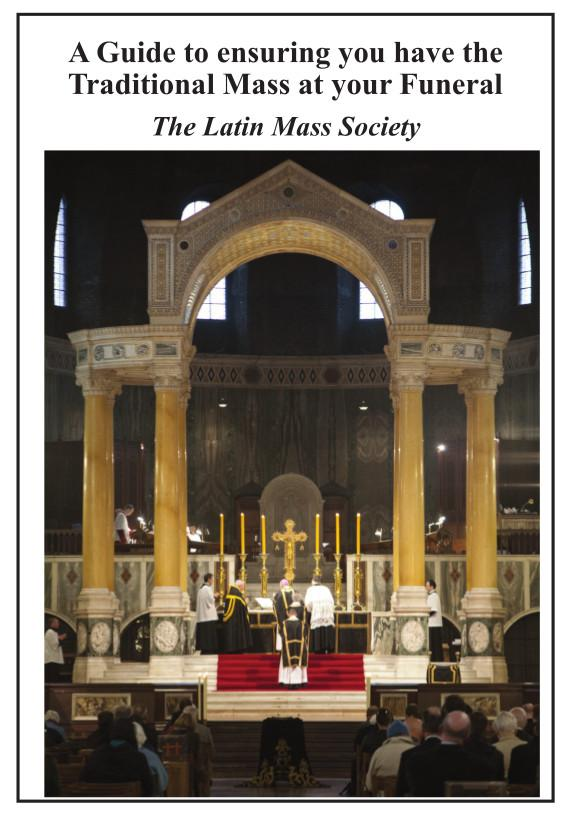 guide to the traditional mass