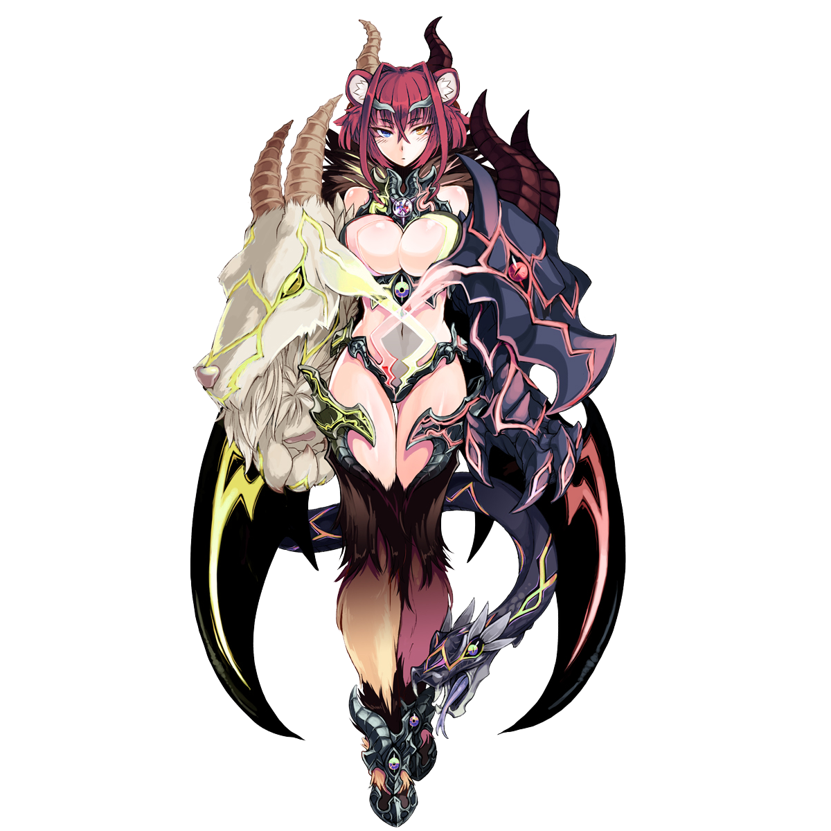 monster girl encyclopedia world guide i fallen maidens
