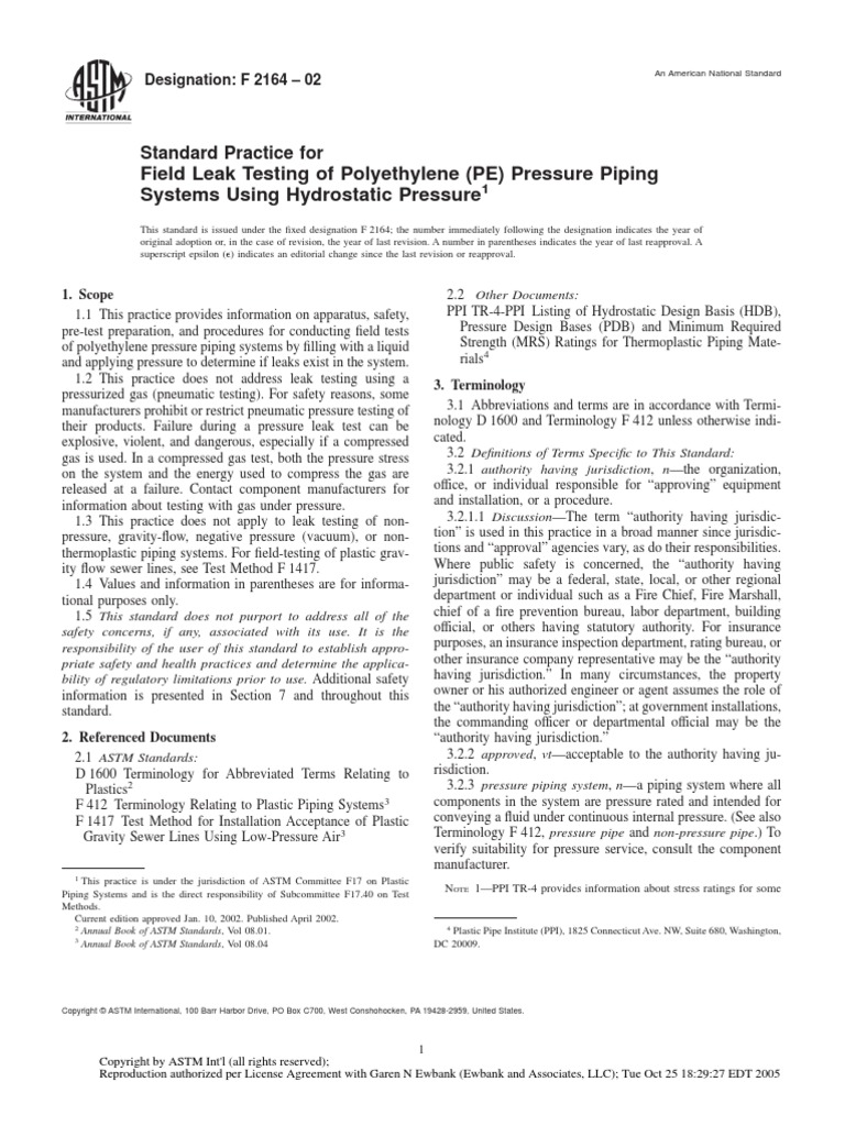 guide for sampling procedure astm