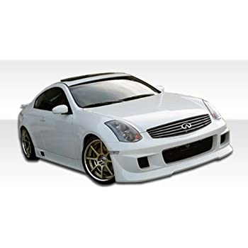 03 infiniti g35 front absorbtion bumper guide