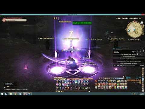 ffxiv summoner guide 4.1