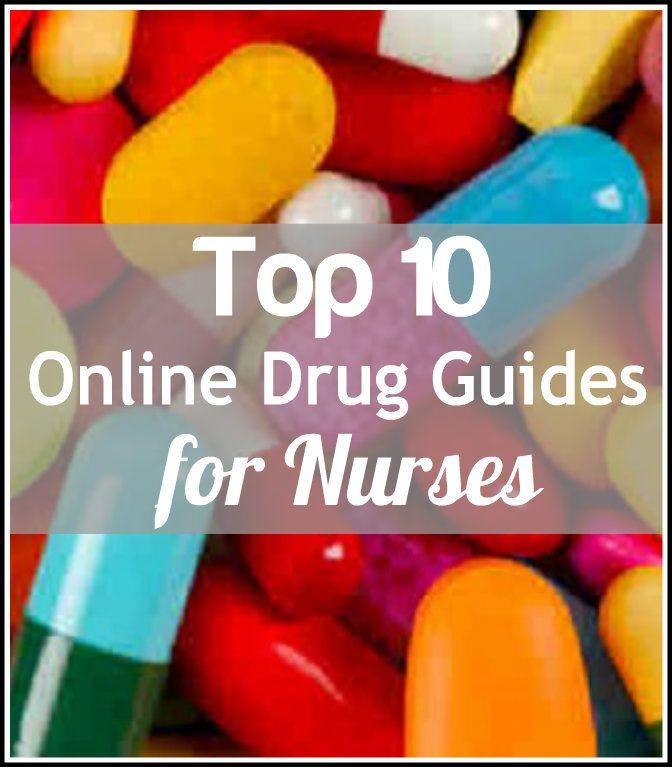 best free online drug guide