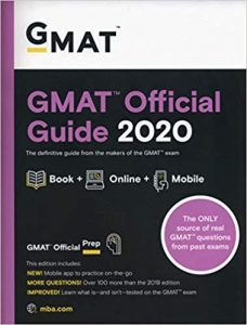 gmat official guide diagnostic test online
