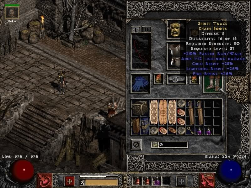 diablo 2 amazon guided arrow pierce