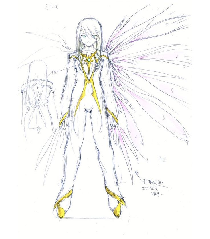 tales of symphonia character guide