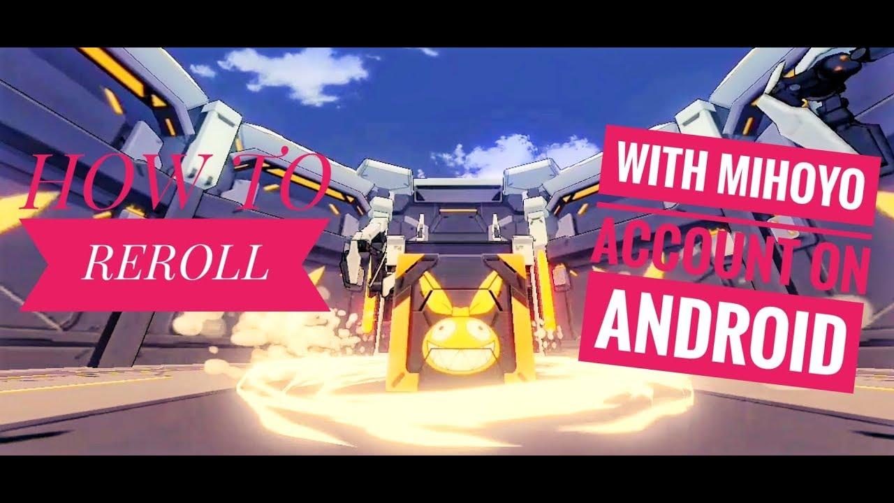 honkai impact 3 reroll guide