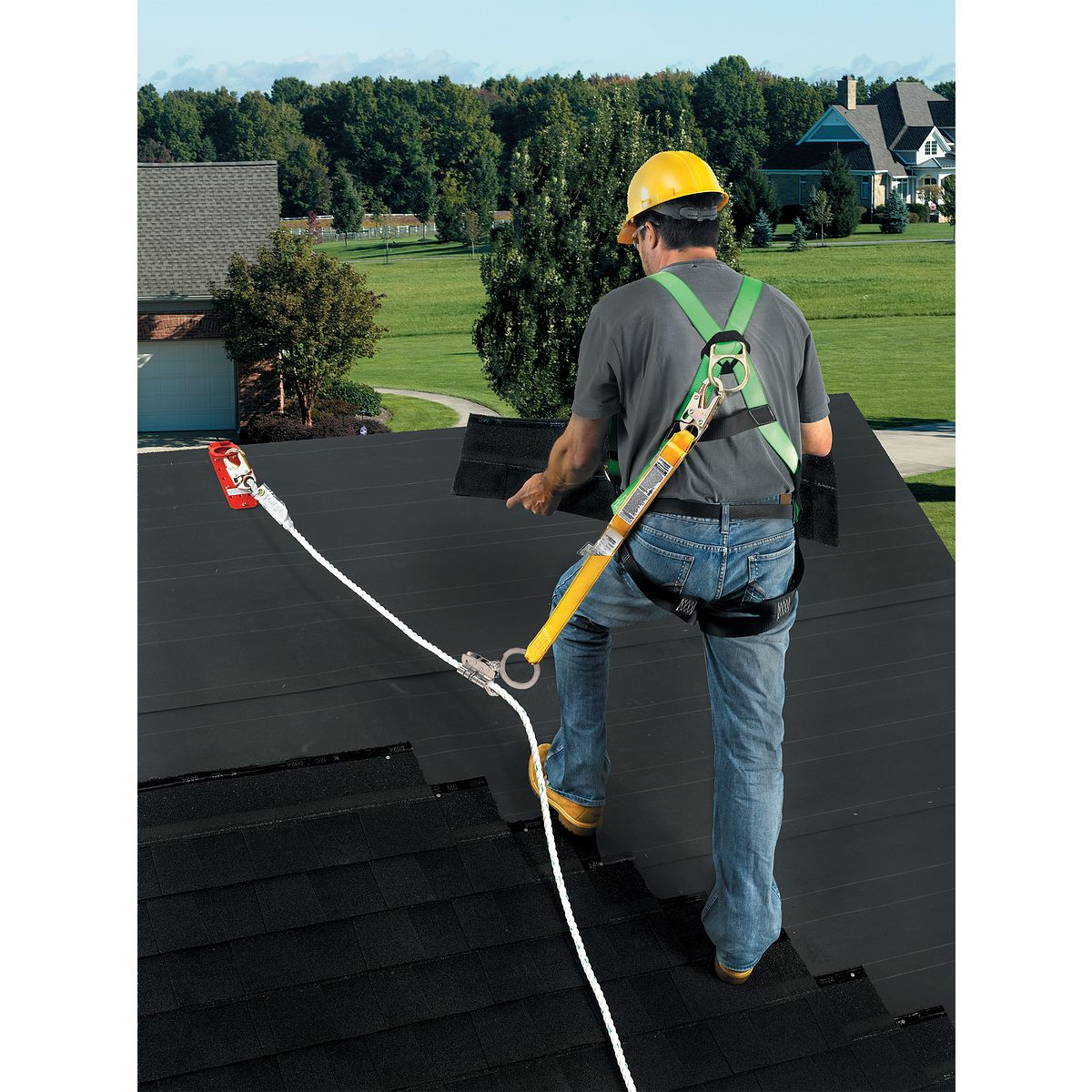 basics of fall protection user guide ontario