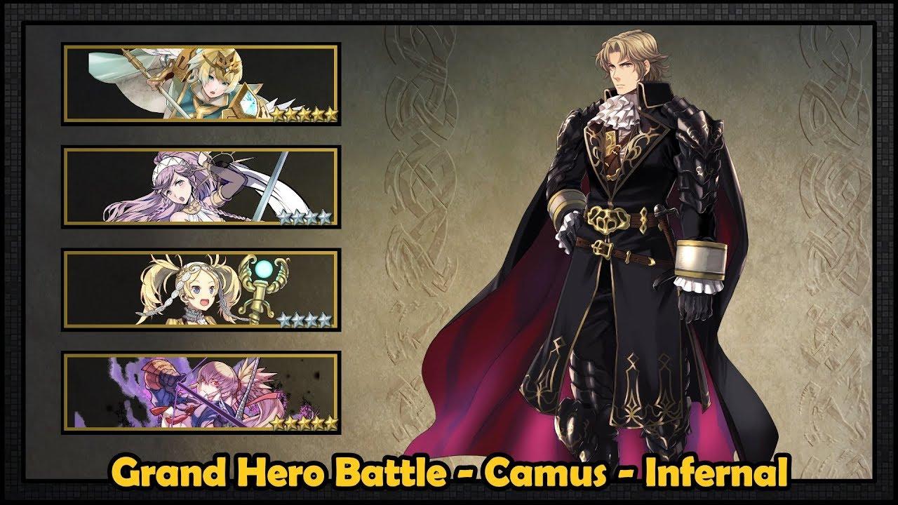 camus guide fire emblem heroes
