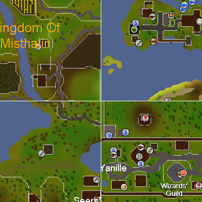 fastest tree patch guide rs3