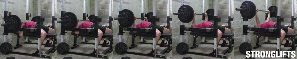 guide how to bench press