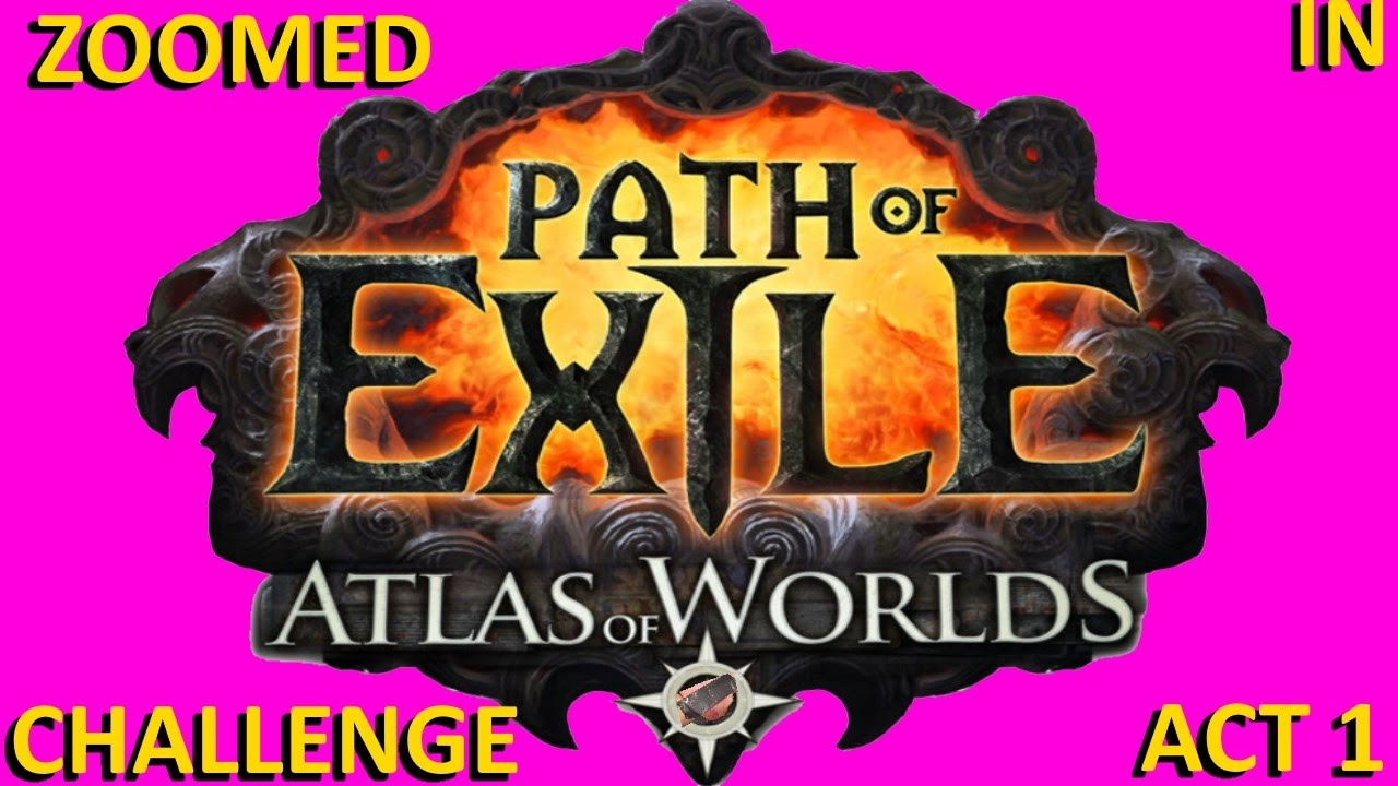 path of exile challenge guide