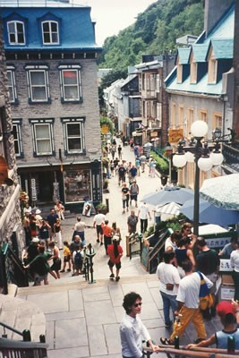 quebec city and area official tourist guide