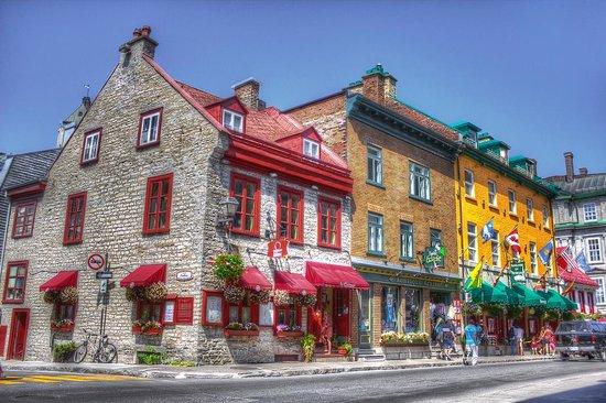 quebec city free travel guide