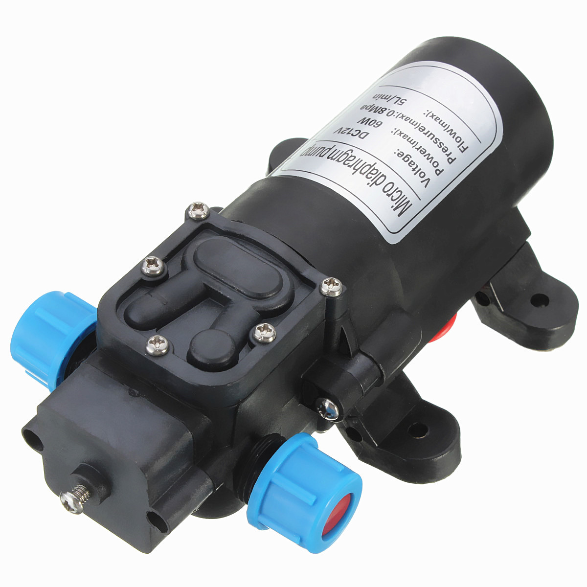 user guide water pump shurflo 2093-204