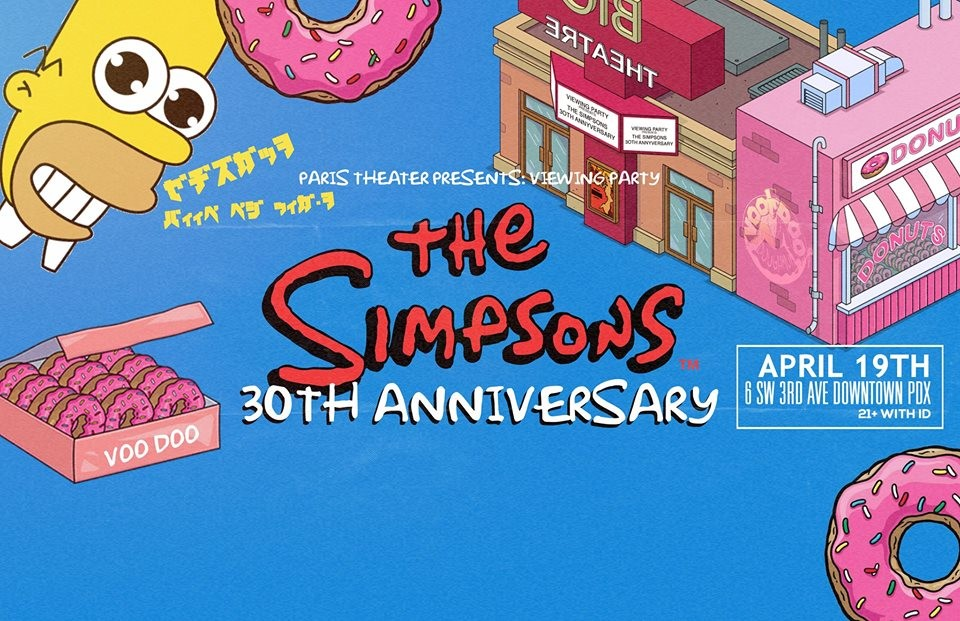 visitors guide to the simpsons